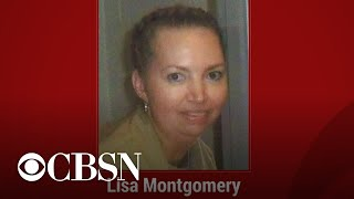 Lisa Montgomery could become first woman to be federally executed in 67 years