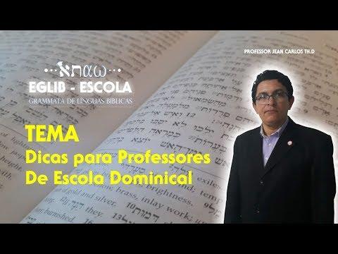 Dicas para Professores da Escola Dominical