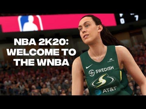"NBA2K20 WNBA, ""W"" means Win as the WNBA finally debuts in NBA2K20, Gadget Pilipinas, Gadget Pilipinas"
