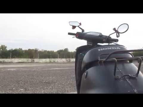 Honda Takt AF-09 Валящая классика.