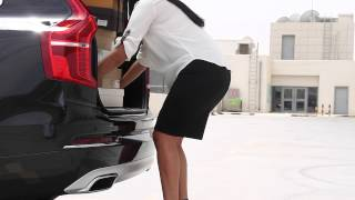 Volvo XC90 Features - Automatic Trunk