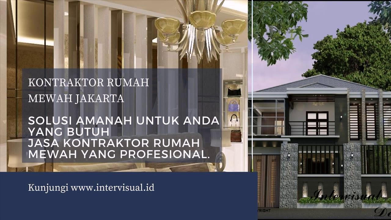 Kontraktor Bangun Rumah Mewah Di Pantai Indah Kapuk Jakarta Utara Hubungi 08119933588 Youtube