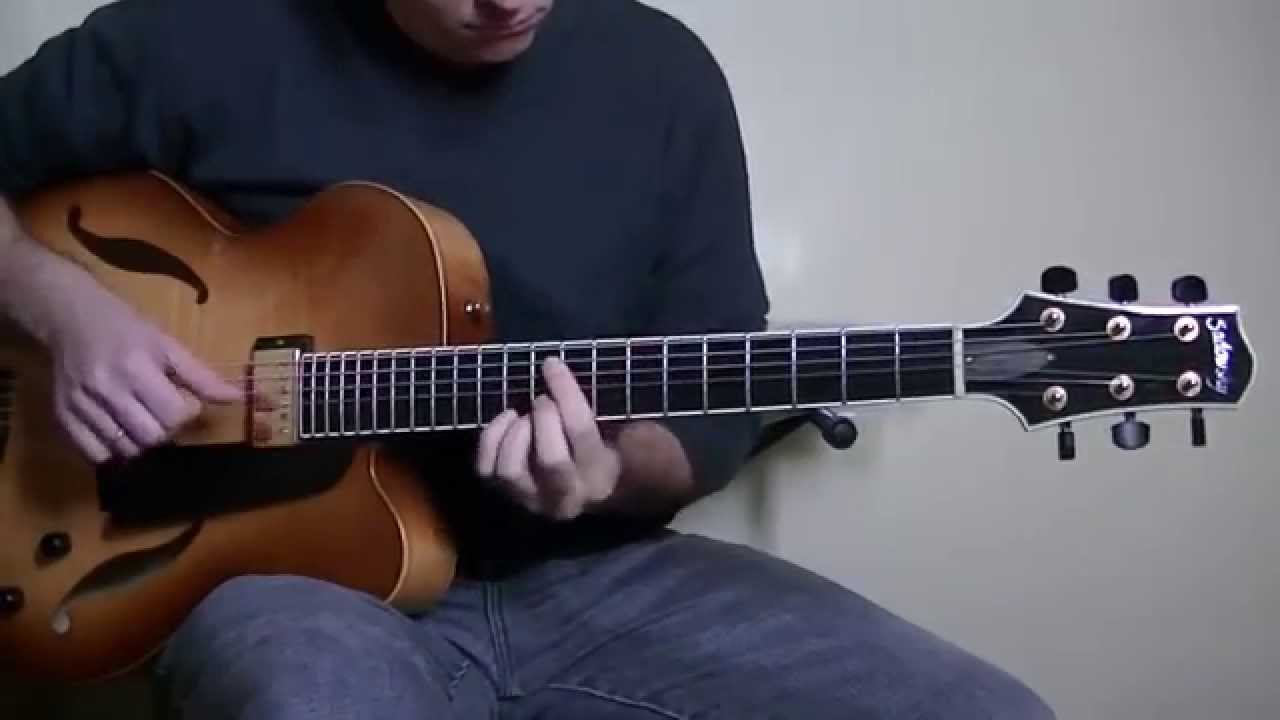 on green dolphin street chord melody youtube. Black Bedroom Furniture Sets. Home Design Ideas