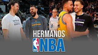 TOP HERMANOS NBA (actuales) | El Rincón del Triplista