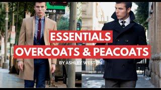 Overcoats & Peacoats - Men