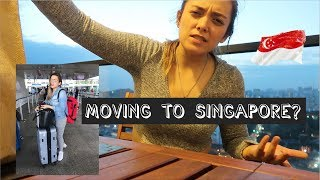 AM I MOVING TO SINGAPORE? LIFE UPDATE
