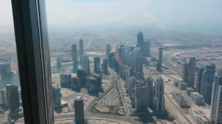 Burj Khalifa - the best view in Dubai