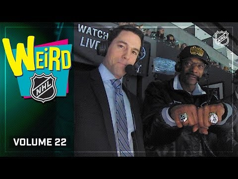 Weird NHL Vol. 22: Who want the money?!