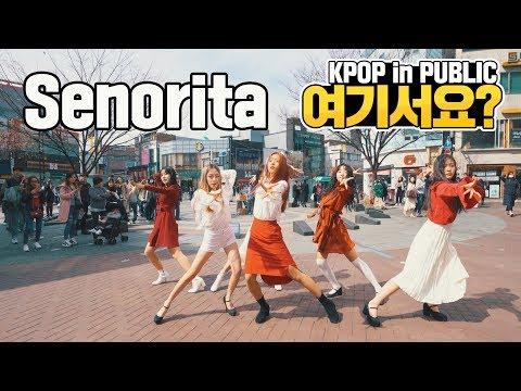 [여기서요?] (G)I-DLE (여자)아이들 - Senorita 세뇨리따 | 커버댄스 DANCE COVER | KPOP IN PUBLIC