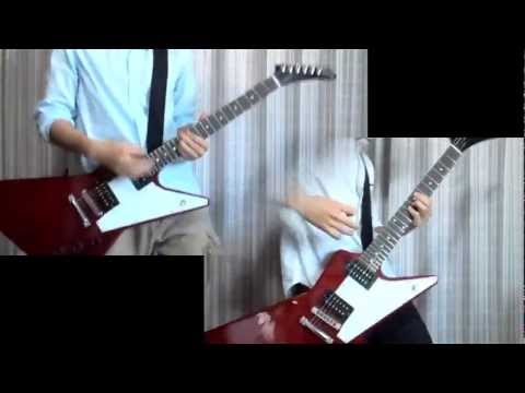 My Chemical Romance - Welcome to the Black Parade (guitar cover)