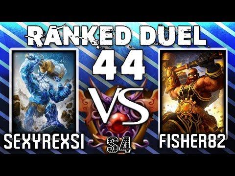 Smite: S4 - Ranked Duel #44 - Ymir vs Vulcan