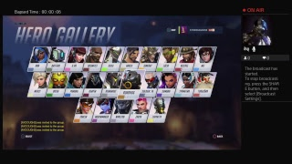 Overwatch w/ adough2