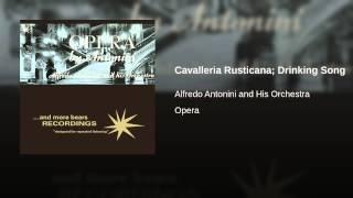 Cavalleria Rusticana Drinking Song