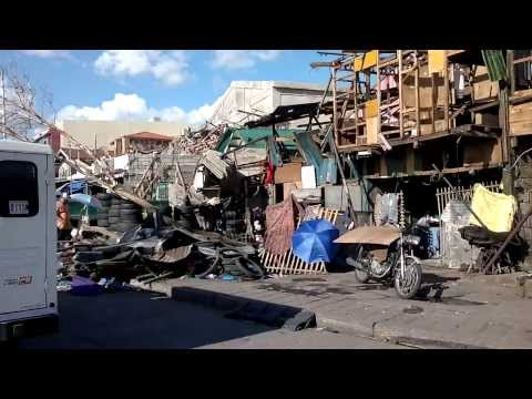 Ormoc City Yolanda Aftermath From City Proper to Barangay Salvacion 1 of 4