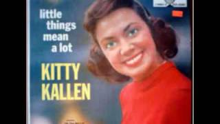 Kitty Kallen - In the chapel in the moonlight