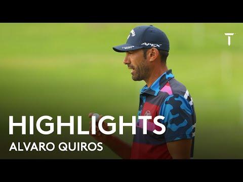 Alvaro Quiros | Round 1 Highlights | Mallorca Golf Open 2021