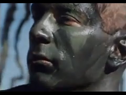 Men With Green Faces (1969) - Documentary on The Navy SEALs