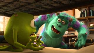 Monsters University: Una Mañana en Monsters University