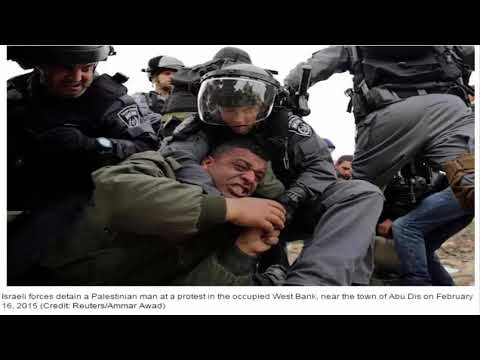 U S  acknowledges Israel's unlawful killings excessive force torture discrimination against