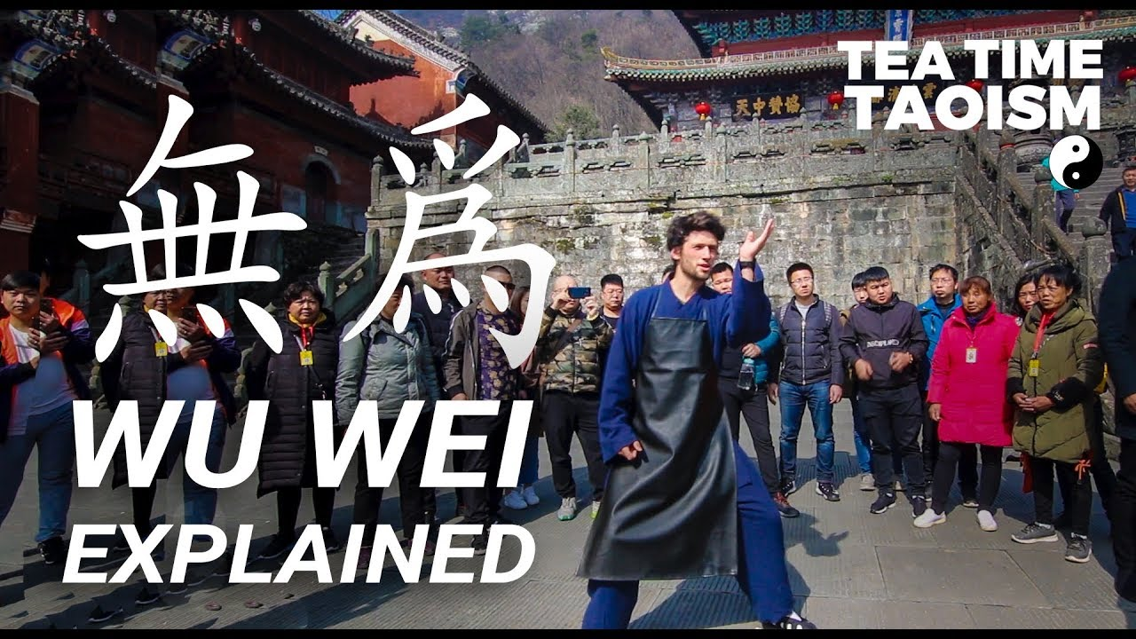 Wu Wei Ancient Secrets To Spontaneous Effortless Living