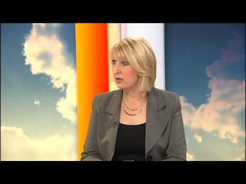 Claire Rogers, CEO of World Vision Australia, on ABC News Breakfast