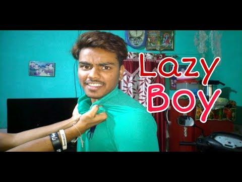 Lazy boy | Gully boy Spoof | Apna kaam aayega