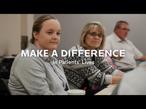 Make A Difference: In Patients' Lives