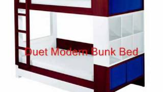 Kids Bunk Beds, Wood Bunk Bed, Modern Designer Futon, Metal Bunk Beds