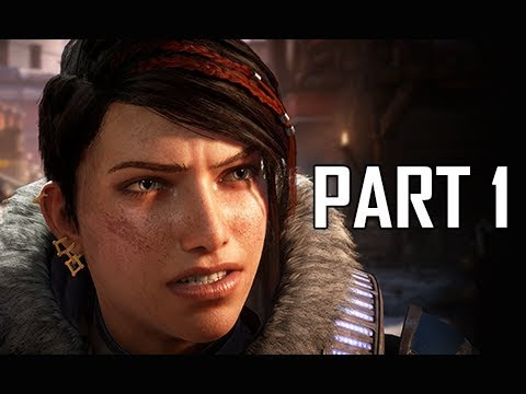 GEARS 5 Gameplay Walkthrough Part 1 - First 2 Hours!!! (GOW5 Let's Play) thumbnail