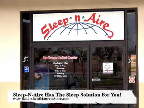 Sleep N Aire Bakersfield Mattress