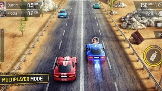 RACING FEVER: Game play