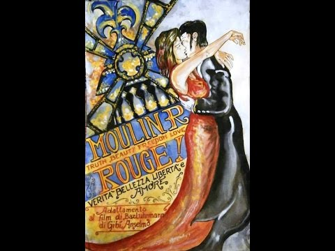 Omaggio Tributo a Moulin Rouge di Baz LUHRMANN (EnjoyEntertainment 2002)