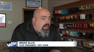 Local Vape Shop Reacts To Governor Cuomo's E-cig Ban