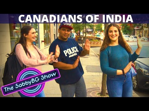 What FRENCH CANADIANS know of INDIA-The QUIZ | Shudh Desi Street Show - Ep8 | Americans on India