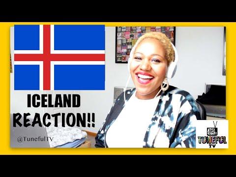 Eurovision 2021 ICELAND Reaction (Tuneful TV)