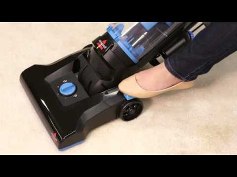 How to use PoweForce Helix Bagless Vacuum   BISSELL