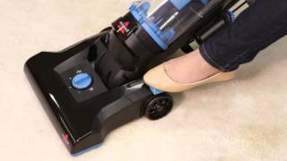 How to use PoweForce Helix Bagless Vacuum | BISSELL