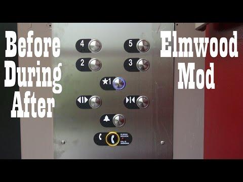 Elmwood Park Garage Elevator: Before During and After the Mod