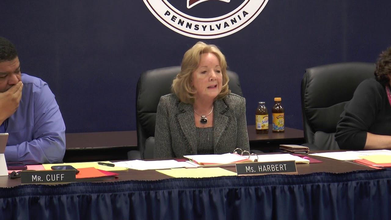 William Penn School District Board Business Meeting December 17, 2018 - YouTube