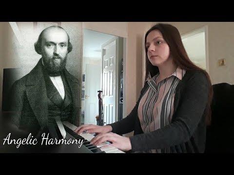 Angelic Harmony, Burgmüller - Grade 3 ABRSM Piano, 2017/2018 B:4   ForeverLottie