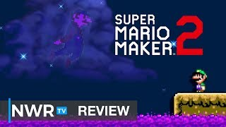 Super Mario Maker 2 (Switch) Review (Video Game Video Review)
