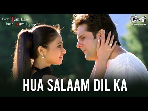 Hua Salaam Dil Ka - Video Song | Kuch Tum Kaho Kuch Hum Kahein | Fardeen Khan & Richa Pallod