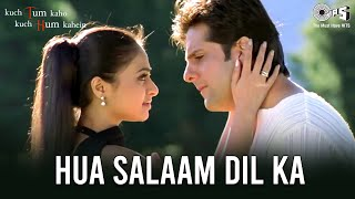 Download Video Hua Salaam Dil Ka - Video Song | Kuch Tum Kaho Kuch Hum Kahein | Fardeen Khan & Richa Pallod MP3 3GP MP4