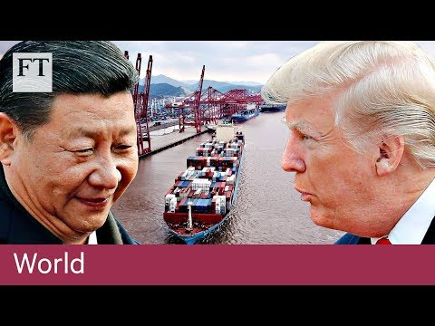 Signs of US-China trade tensions easing