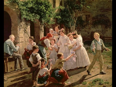 FERDINAND GEORG WALDMÜLLER (1793 -1865) ✽ Austrian artist