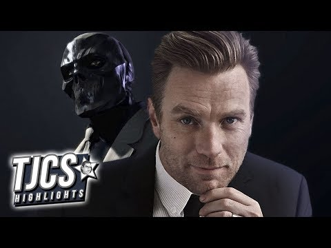 Ewan McGregor Is Black Mask In DC's Birds Of Prey Movie Mp3