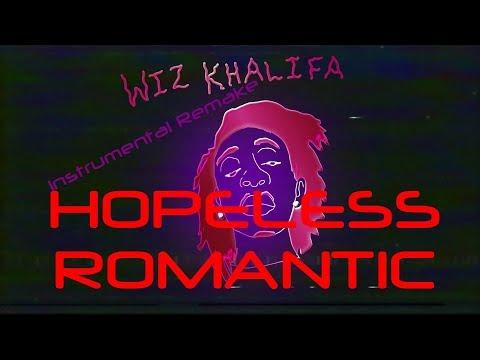 Hopeless Romantic~Wiz Khalifa(Instrumental Remake)*BEST