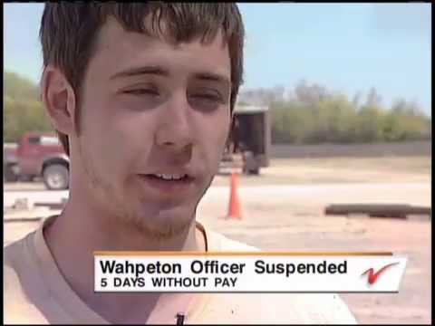 Officer suspended for Illegal arrest of MN C.H.A.N.G.E Member