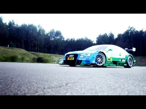 Audi RS5 DTM Onboard Co-drive (Edoardo Mortara)