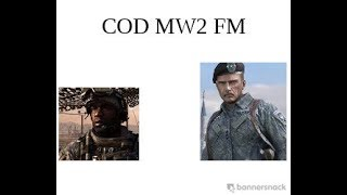 CALL OF DUTY MW 2 1ST MISSION +12 TRAINER DOWNLOAD